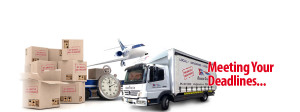 Deadline Couriers Parcel Delivery Dublin Ireland UK International