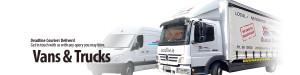 Deadline Couriers Van and Truck Fleet